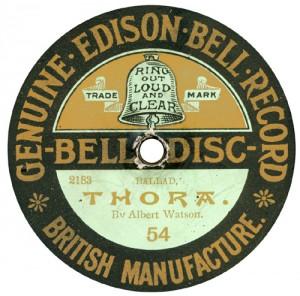 """10.5"""" (26.7cm), Oct 1908."""