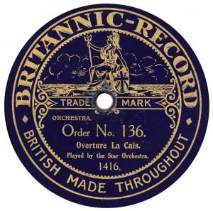American Record Company.