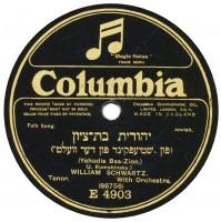 Jewish series, ca. 1924.