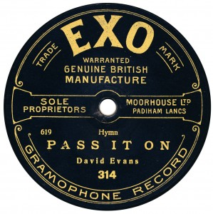 'Edison Bell'