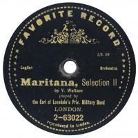 "12"" (30cm), 08-1909."