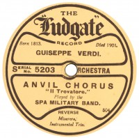 'Vocalion'; from Guardsman, R C. 1915.